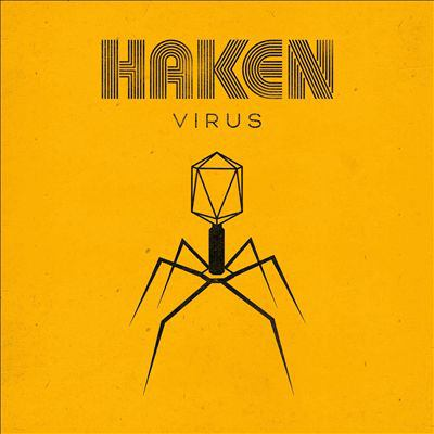Cover image for Virus [sound recording] / Haken.