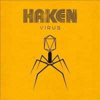 Cover image for Virus [sound recording] / Haken.