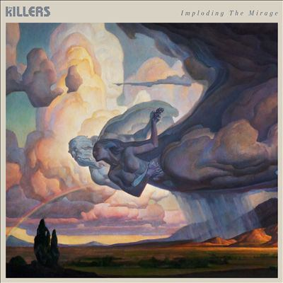 Cover image for Imploding the mirage [sound recording] / the Killers.