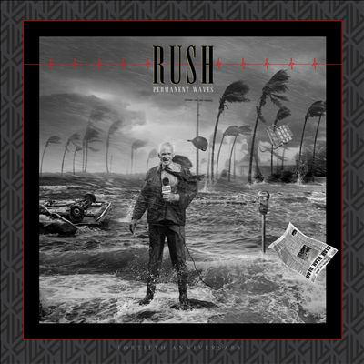 Cover image for Permanent waves [sound recording] / Rush.