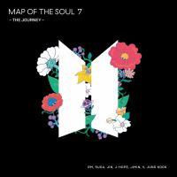 Cover image for Map of the soul. 7, The journey [sound recording] / BTS.