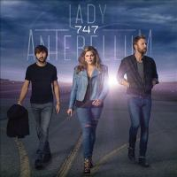 Cover image for 747 [sound recording] / Lady Antebellum.