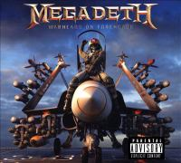 Cover image for Warheads on foreheads [sound recording] / Megadeth.