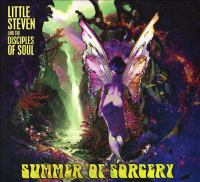 Cover image for Summer of sorcery [sound recording] / Little Steven and the Disciples of Soul.