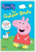 Cover image for Peppa Pig. Golden boots.