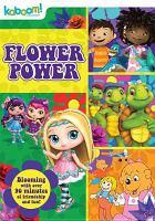Cover image for Flower power.