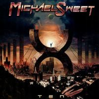 Cover image for Ten [sound recording] / Michael Sweet.