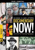 Cover image for Documentary now!. Season 1.