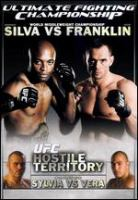Cover image for UFC. 77, Hostile territory / producer, Bruce Connal ; director, Anthony Giordano.