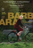 Cover image for Barbara / Schramm Film Koerner & Weber ; writer/director, Christian Petzold.