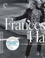 Cover image for Frances Ha / directed by Noah Baumbach.