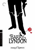 Cover image for Barry Lyndon / Warner Bros., a Warner Communications company, presents a film by Stanley Kubrick ; written for the screen, produced and directed by Stanley Kubrick ; executive producer, Jan Harlan.