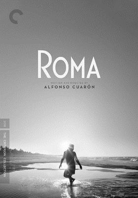 Cover image for Roma / Netflix, Participant Media presenta ; filmo produktita de Esparanto-Filmoj ; escrita y dirigida por Alfonso Cuarón ; producida por Gabriela Rodríguez, Alfonso Cuarón, Nicolás Celis.