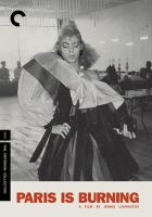 Cover image for Paris is burning / produced and directed by Jennie Livingston ; a production of Off White Productions, Inc.