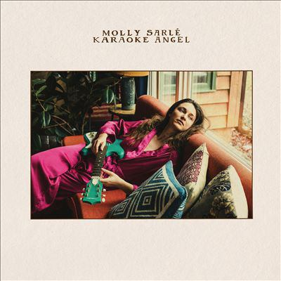 Cover image for Karaoke angel [sound recording] / Molly Sarle.