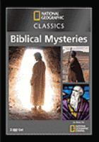 Cover image for Biblical mysteries.