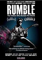 Cover image for Rumble : the Indians who rocked the world / Kino Lorber ; Seminole Hard Rock Entertainment presents ; Independent Lens ; a Rezolution Pictures film ; Executive producers, Steve Salas, Tim Johnson, Catherine Bainbridge, Christina Fon, Diana Holtzberg, Linda Ludwick, Jan Rofekamp, Ernest Webb ; producers, Catherine Bainbridge, Christina Fon, Linda Ludwick, Lisa M. Roth; directed by Catherine Bainbridge and Alfonso Maiorana ; written by Catherine Bainbridge & Alfonso Maiorana.