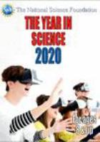 Cover image for Year in science 2020.