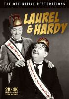 Cover image for Laurel & Hardy : the definitive restorations.