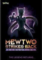 Cover image for Pokemon. Mewtwo strikes back : evolution.
