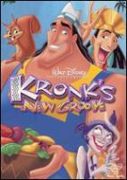 Cover image for Kronk's new groove / Disney DVD ; [presented by] Walt Disney Pictures ; Toon City, Inc. ; producer, John A. Smith ; story by Tony Leondis & Michael LaBash and Tom Rogers ; screenplay by Tom Rogers ; directed by Saul Andrew Blinkoff, Elliot M. Bour.
