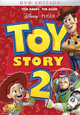 Cover image for Toy story 2 / Walt Disney Pictures presents ; a Pixar Animation Studios film ; produced by Helene Plotkin and Karen Robert Jackson ; original story by John Lasseter ... [et al.] ; screenplay by Andrew Stanton ... [et al.] ; directed by John Lasseter.