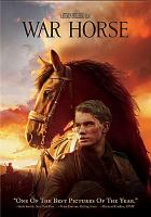 Cover image for War horse / Dreamworks Pictures and Reliance Entertainment present ; directed by Steven Spielberg ; screenplay by Lee Hall and Richard Curtis ; produced by Steven Spielberg, Kathleen Kennedy ; executive producers, Frank Marshall, Revel Guest ; an Amblin Entertainment, Kennedy/Marshall Company production ; a Steven Spielberg film.