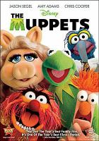 Cover image for The Muppets / Walt Disney Studios ; written by Jason Segel & Nicholas Stoller ; directed by James Bobin.