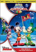 Cover image for Mickey Mouse Clubhouse. Space adventure.