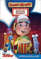 Cover image for Handy Manny. Movie night.