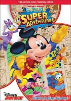 Cover image for Mickey Mouse Clubhouse. Super adventure.