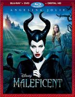 Cover image for Maleficent [BLU-RAY] / Disney presents ; a Roth Films production ; produced by Joe Roth ; screenplay by Linda Woolverton ; directed by Robert Stromberg.