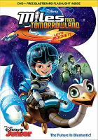 Cover image for Miles from Tomorrowland. Let's rocket! / Disney Junior.