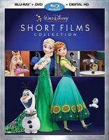 Cover image for Walt Disney Animation Studios short films collection.