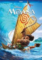 Cover image for Moana / Walt Disney Animation Studios ; screenplay by Jared Bush; directors, Ron Clements, John Muskr, Don Hall, Chris Williams.