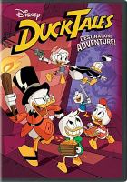 Cover image for DuckTales. Destination adventure!