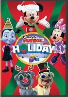 Cover image for Disney junior holiday.