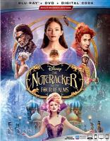 Cover image for The Nutcracker and the four realms [BLU-RAY] / Disney presents a Mark Gordon production ; produced by Mark Gordon, Larry Franco ; screen story and screenplay by Ashleigh Powell ; directed by Lasse Hallström, Joe Johnston.