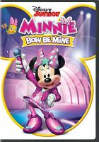 Cover image for Minnie. Bow be mine.