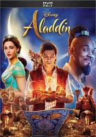 Cover image for Aladdin / Disney ; producers, Jonathan Eirich, Dan Lin ; writers, John August, Guy Ritchie ; director Guy Ritchie.