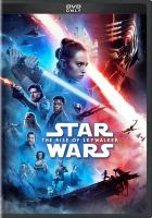 Cover image for Star Wars, the rise of Skywalker / directed by J.J. Abrams ; screenplay by Chris Terrio & J.J. Abrams ; produced by Kathleen Kennedy, J.J. Abrams, Michelle Rejwan ; a Lucasfilm Ltd. production ; a Bad Robot production.