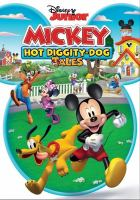 Cover image for Mickey. Hot diggity-dog tales.