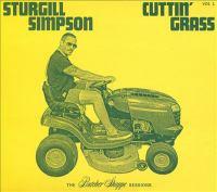 Cover image for Cutttin' grass [sound recording] / Sturgill Simpson.