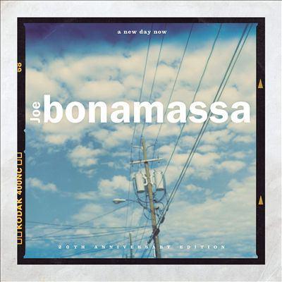 Cover image for A new day now [sound recording] / Joe Bonamassa.