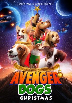 Cover image for Avenger dogs Christmas / directed by Jacob Trill.