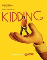 Cover image for Kidding. Season 2 / directors, Jake Schreier, Kimberly Pierce, Michel Gondry, Bert & Bertie ; writers, David Holstein [and others].