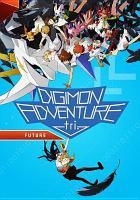 Cover image for Digimon adventure tri. Future.