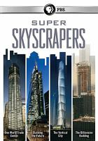 Cover image for Super skyscrapers.