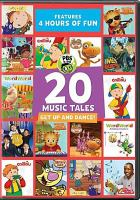 Cover image for 20 music tales.