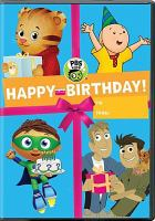 Cover image for Happy birthday!